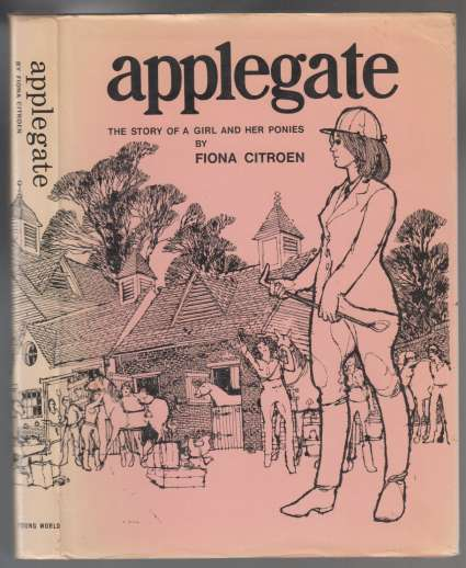 Image for Applegate  The Story of a Girl and Her Ponies