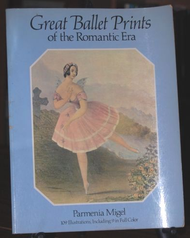 Image for Great Ballet Prints of the Romantic Era