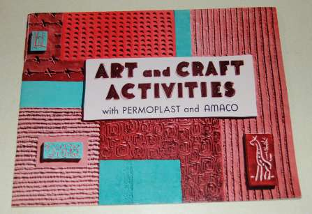 Image for Art and Craft Activities with Permoplast and Amaco
