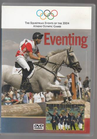 Image for The Equestrian Events of the 2004 Athens Olympic Games: Eventing DVD