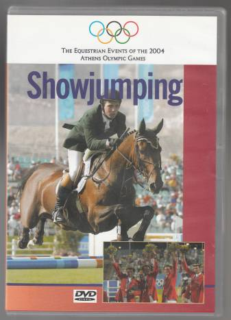 Image for The Equestrian Events of the 2004 Athens Olympic Games: Show Jumping  DVD