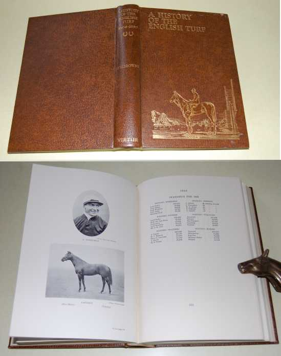 Image for History Of The English Turf 1904-1930 Vol II Only