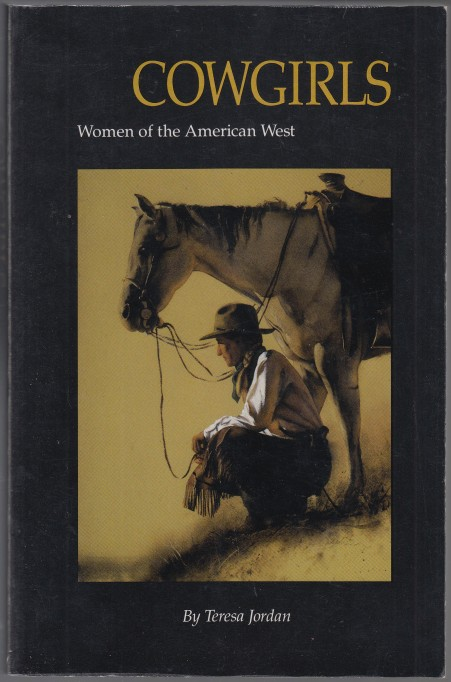 Image for Cowgirls  Women of the American West