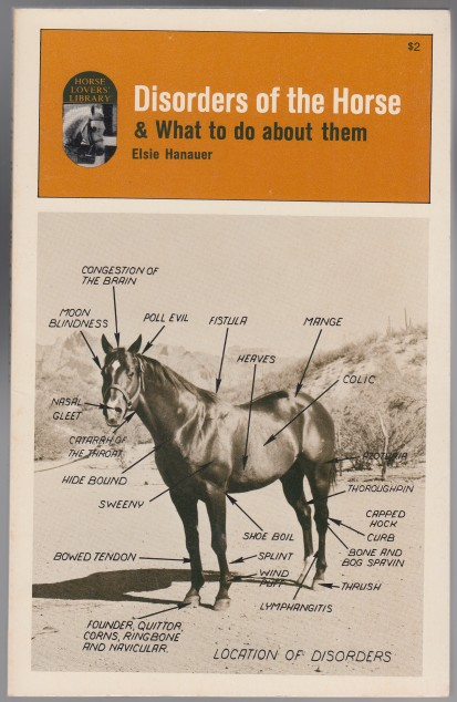 Image for Disorders of the Horse  Their Cause, Symptoms & Treatment (and What to do About Them)
