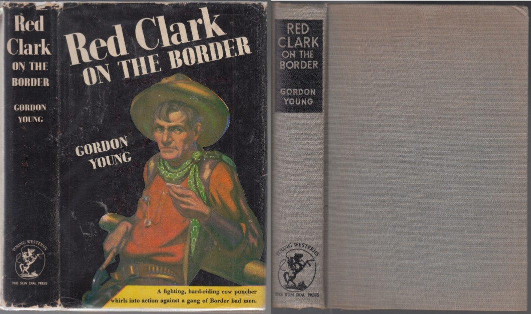 Image for Red Clark On The Border