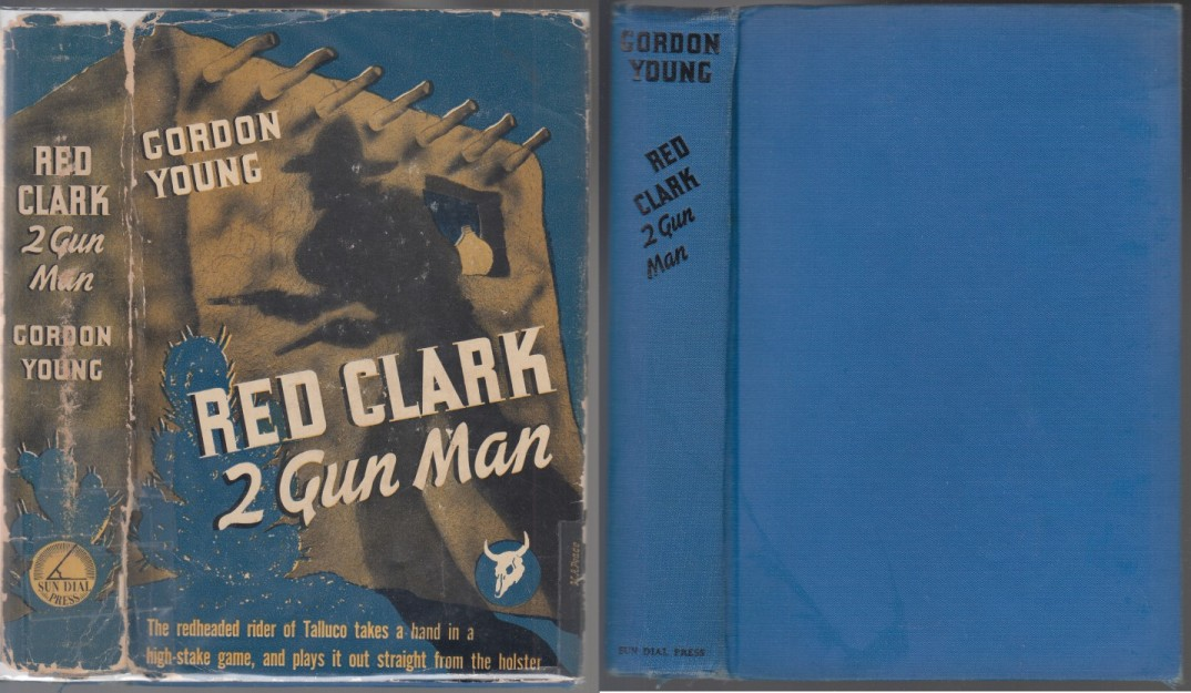 Image for Red Clark Two-Gun Man
