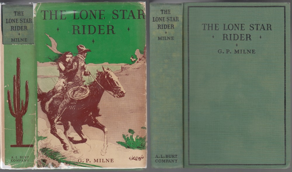 Image for The Lone Star Rider