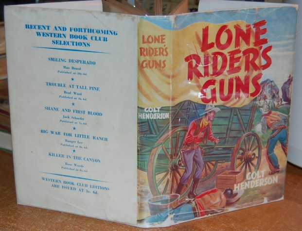 Image for Lone Rider's Guns