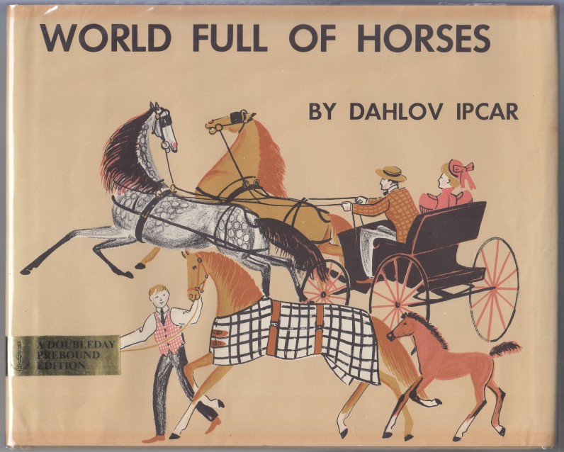 Image for World Full of Horses