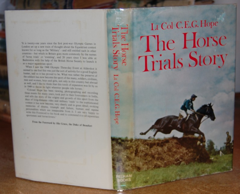 Image for The Horse Trials Story