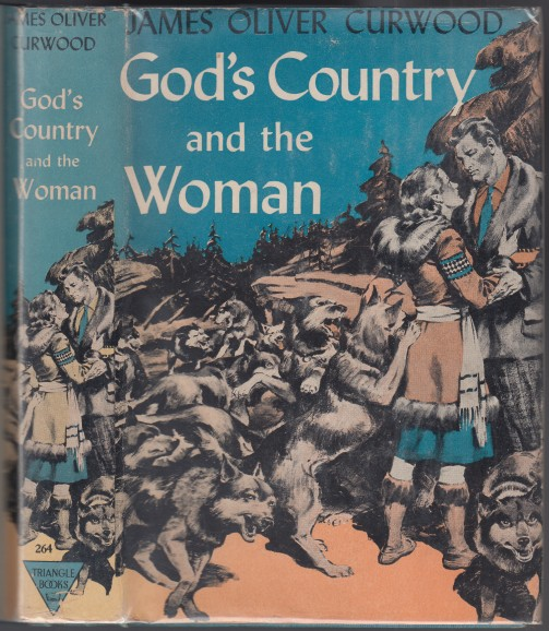 Image for God's Country and the Woman  Triangle Books #264