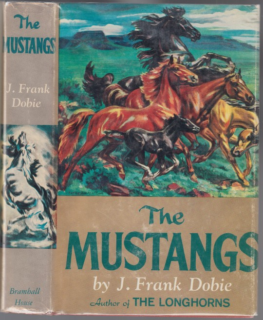 Image for The Mustangs