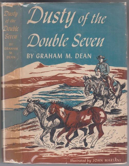 Image for Dusty of the Double Seven