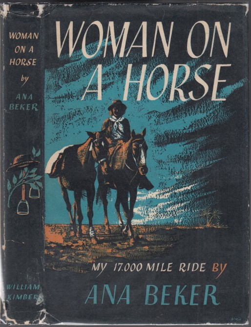 Image for Woman On A Horse  My 17,000 Mile Ride