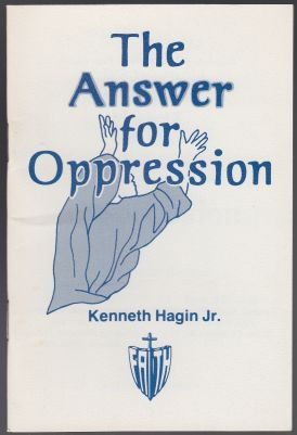 Image for The Answer for Oppression