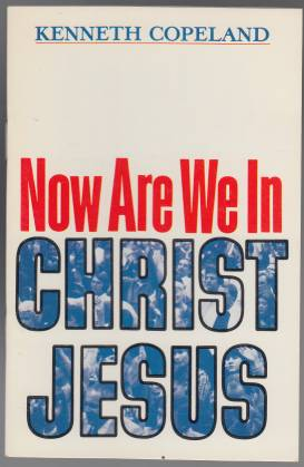 Image for Now Are We In Christ Jesus