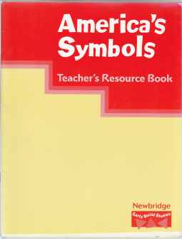Image for America's Symbols  Teacher's Resource Book